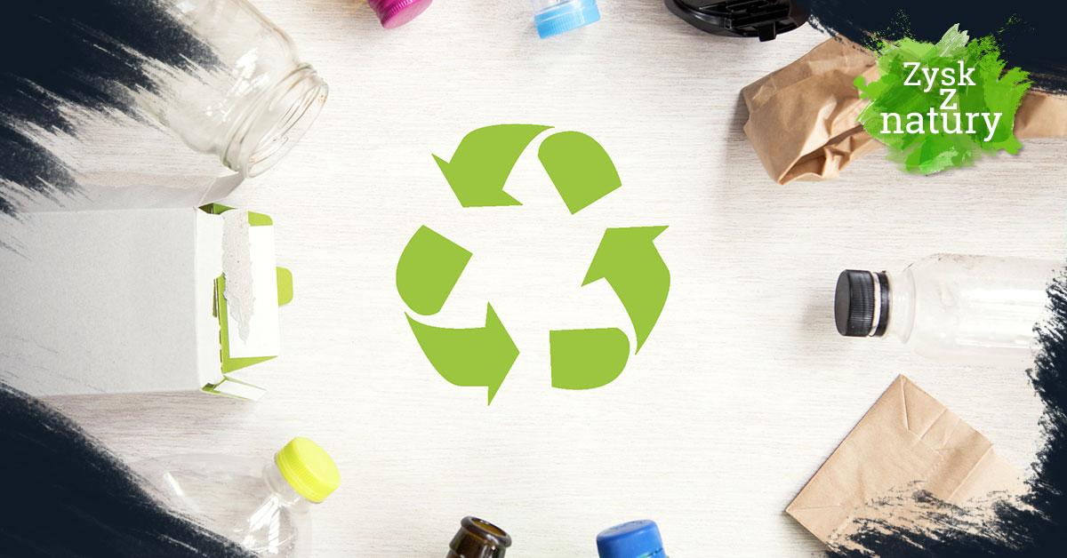 Segregacja odpadów w biurze i małej firmie