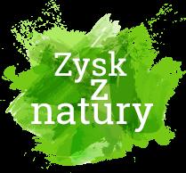 Zysk z natury - logo