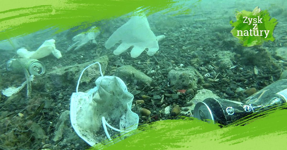 Śmieci w oceanie