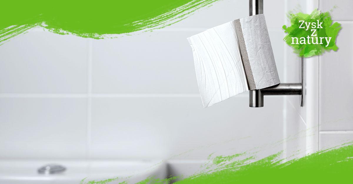 Papier toaletowy dla firm
